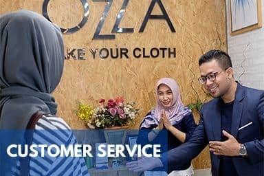 Gallery Perusahaan Konveksi Jogja - Customer Service