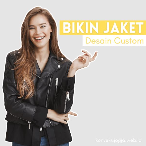Custom Jaket Jogja